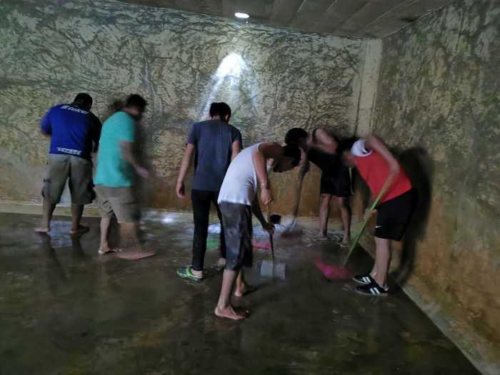 lavado tanque agua chiltepec (2)