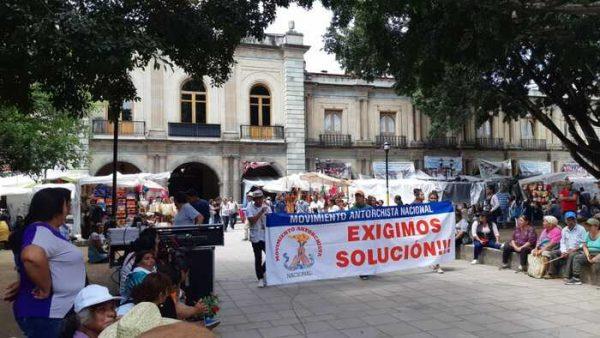 Anuncia Antorcha Campesina posible creación de partido político