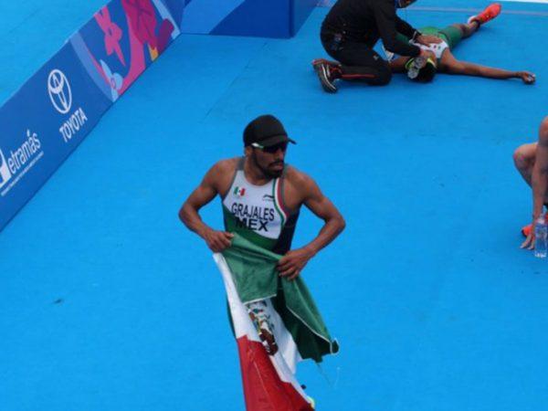 México encabeza la lista con 5 oros