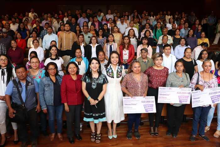 Firma SMO convenio de colaboración con 30 municipios con Alerta de Género