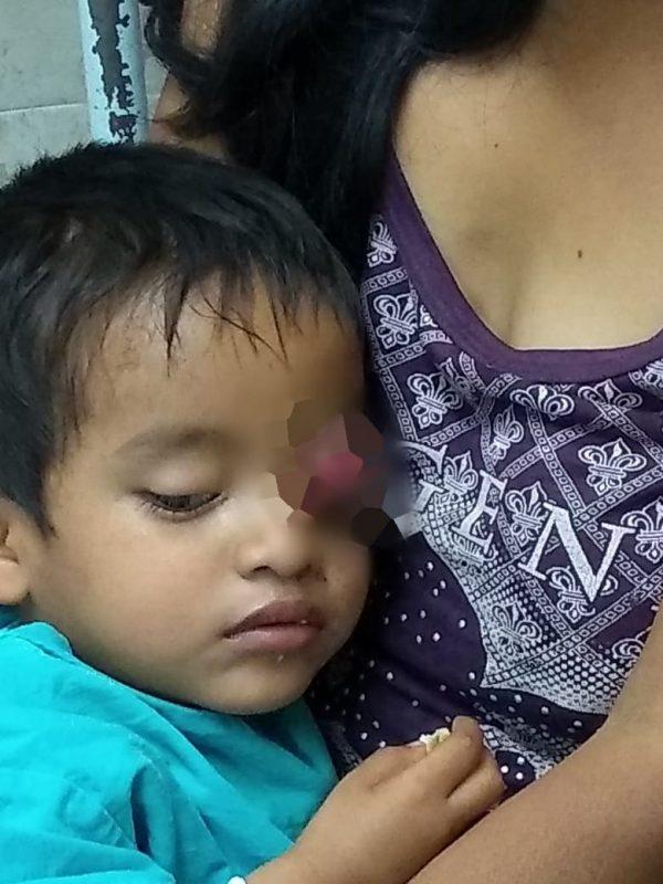 Atiende Hospital de la Niñez a menor trasladado del IMSS-Bienestar