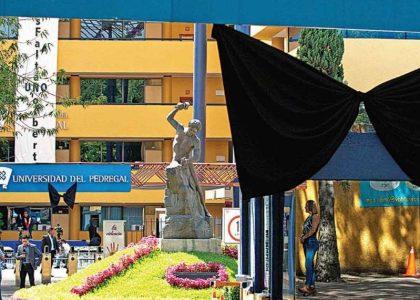 Investigan a tres alumnos de la Universidad del Pedregal por caso de Norberto