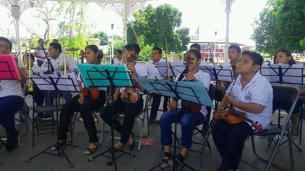 Buscan que haya orquestas musicales, en todos los municipios de la Cuenca