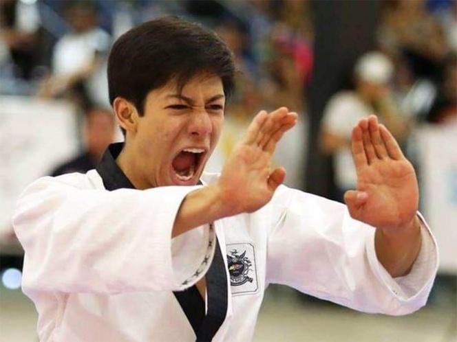 Marco Arroyo da primera medalla a México en Poomsae