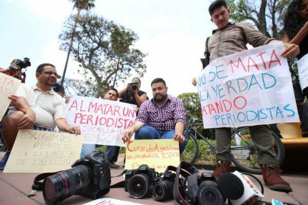 México y Afganistán, países más peligrosos para ejercer el periodismo