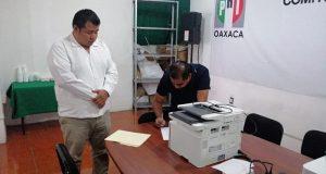 PRI en Oaxaca continúa disputa por el poder