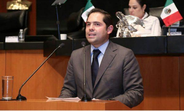 Piden al INE y al IEEPCO investigar promoción de imagen del Senador Raúl Bolaños