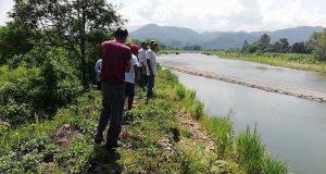 Reconoce CONAGUA gravedad en Valle Nacional, ante vulnerabilidad del muro de contención