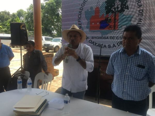 Más de 800 productores de hule respaldan a Pablo Flores Sarmiento para continuar al frente de Bychosa