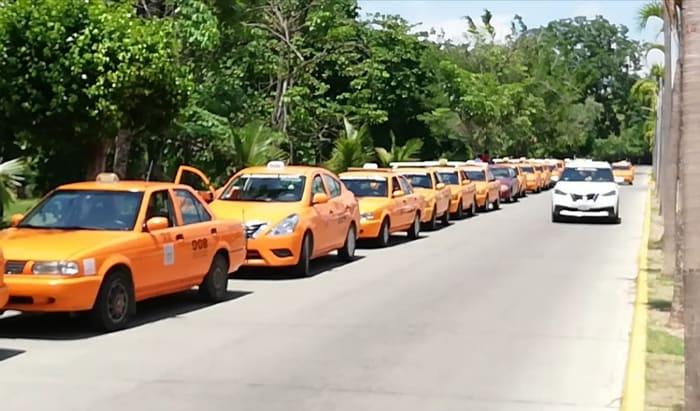 En Tuxtepec, alrededor de 350 taxis pasarán revista ante la SEMOVI
