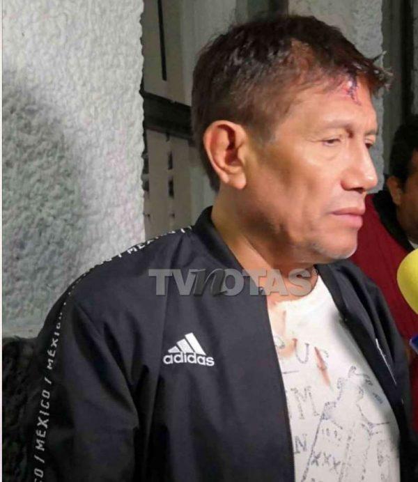 Roban casa del productor de televisión Juan Osorio