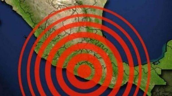 Se reportan sismos en Oaxaca de mediana intensidad