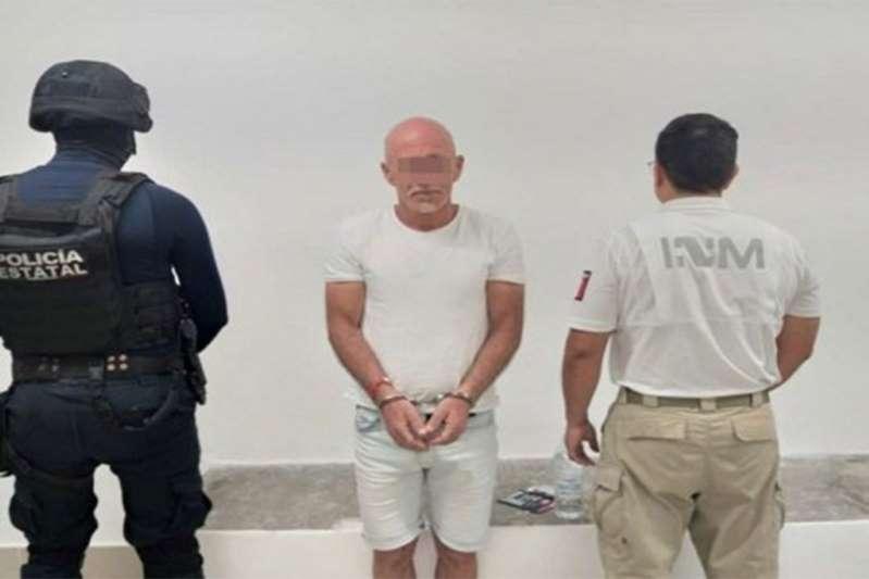 Cae israelí buscado por Interpol, estaría relacionado con crimen en Plaza Artz