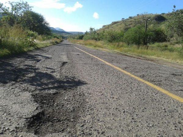 En espera Usila luz verde de CAO y SCT, para rehabilitación de carretera