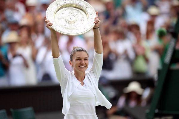 Vence Halep a Serena en la Final Wimbledon