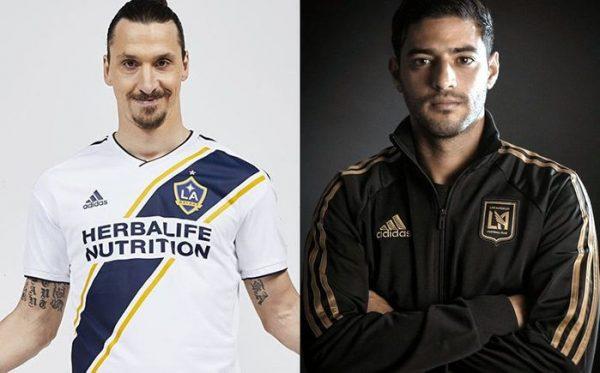 ¿Con 29 años en la MLS? Yo reventaba Europa; Zlatan le tiró a matar a Carlos Vela