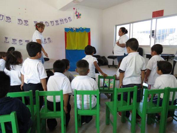 Transición de Preescolar a Primaria requiere del apoyo de padres de familia y docentes: IEEPO