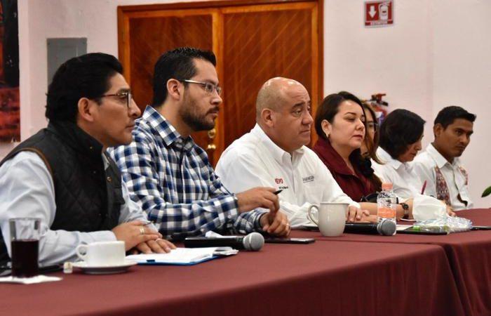Impulsan SEP y el IEEPO propuesta de Curso de Inducción a la Docencia para Educación Indígena