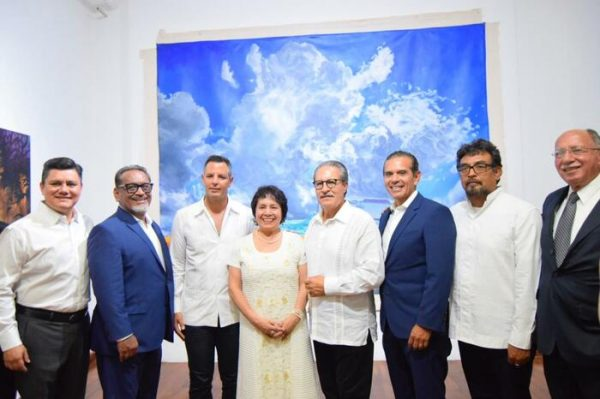 Inaugura Alejandro Murat exposición de arte chicano en el Mupo