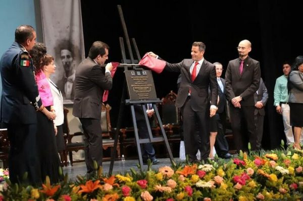 Gobierno del Estado honra legado del compositor oaxaqueño  Macedonio Alcalá Prieto