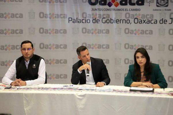 Promueve Gobierno de Alejandro Murat Pacto por Oaxaca para el desarrollo económico del Sur- Sureste