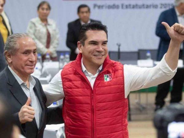 Con un millón 603 mil votos, Alejandro Moreno ganó elección del PRI
