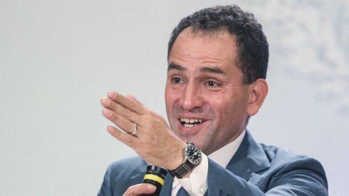 Si hubo reunión con Meade y González Anaya pero fue informal: Herrera