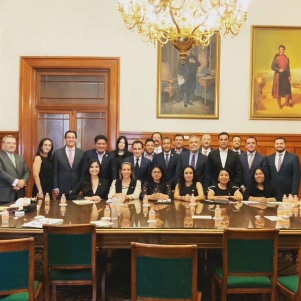 Arturo Herrera se reúne con diputados para conversar sobre el Presupuesto 2020