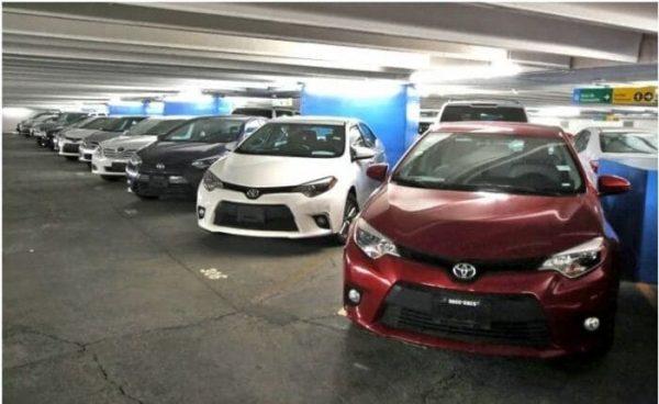 Arranca Senado subasta de automóviles