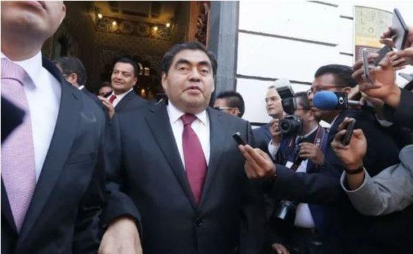 Barbosa revela que Puebla tiene una deuda de 44 mmdp; anuncia auditorías