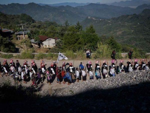 Ejército Zapatista asume el control de 11 nuevos territorios