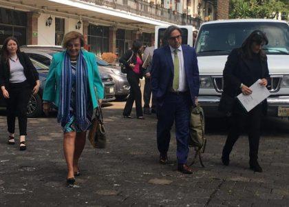 Por caso Iguala, GIEI se reúne con subsecretario de Derechos Humanos