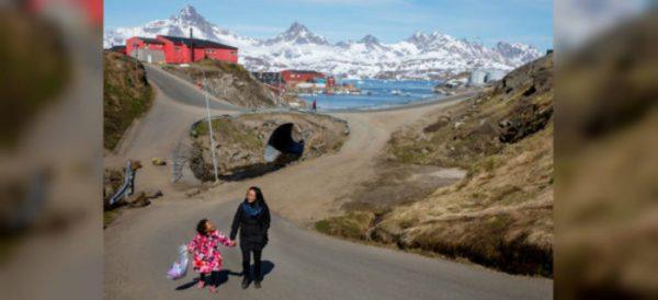 """Trump quiere comprar Groenlandia a Dinamarca; """"no está a la venta"""", le responden"""