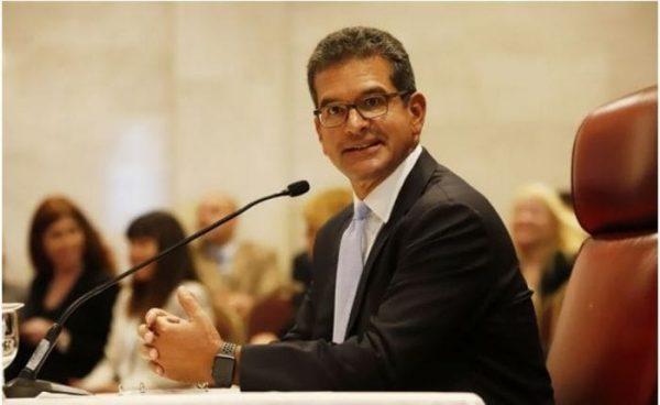 Rosselló anuncia que Pedro Pierluisi asumirá como gobernador de Puerto Rico