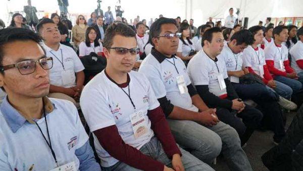 No habrá más registros para Jóvenes Construyendo el Futuro este año