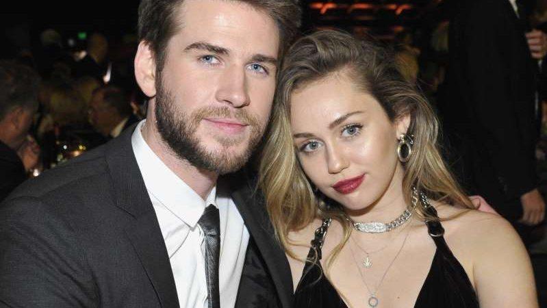 Las primeras palabras de Liam Hemsworth tras su separación de Miley Cyrus