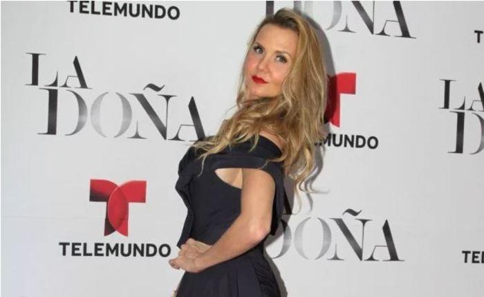 Michelle Vieth pide penalizar pornovenganza en México