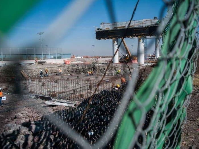 Pagan 90% de los contratos de lo que sería el NAIM-Texcoco