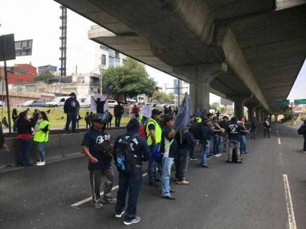 Elementos de la PF protestan nuevamente por cambio a Guardia Nacional