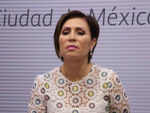 Juez revoca prisión preventiva a Rosario Robles