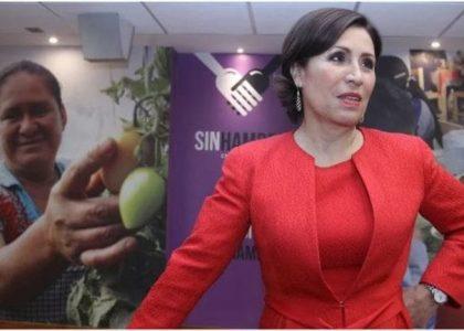 SFP investiga a Rosario Robles por información bancaria y crediticia no reportada