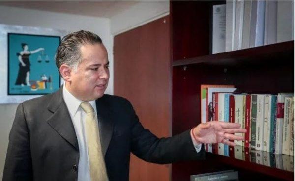 Habrá nueva denuncia contra Rosario Robles: Santiago Nieto