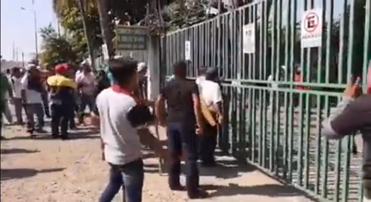 Otro enfrentamiento más en ByCHOSA, sigue disputa por la hulera
