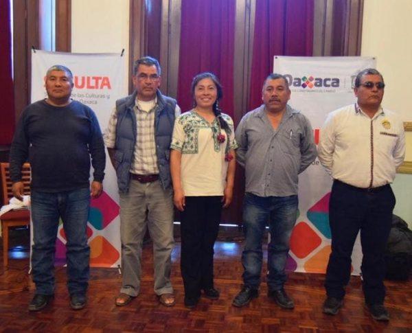 Invita Seculta al X Festival Regional de Danza Kopk Atspï en Tlahuitoltepec