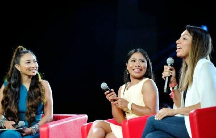 ¿Por qué lloró Yalitza Aparicio en plena entrevista?