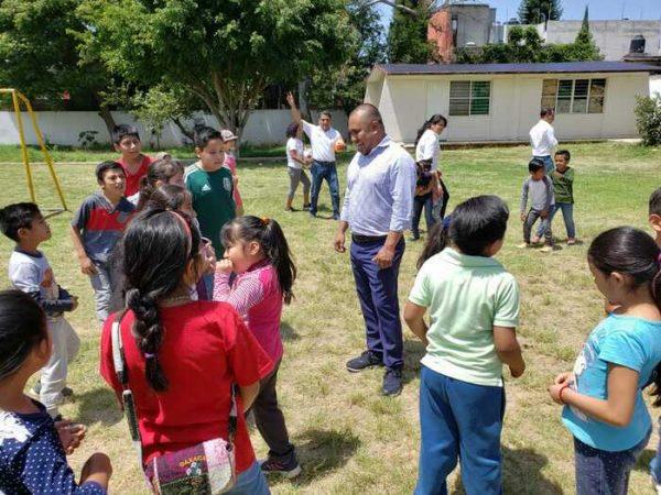 Promueve Santa Lucía del Camino activación física y habilidades de los infantes con Curso de Verano