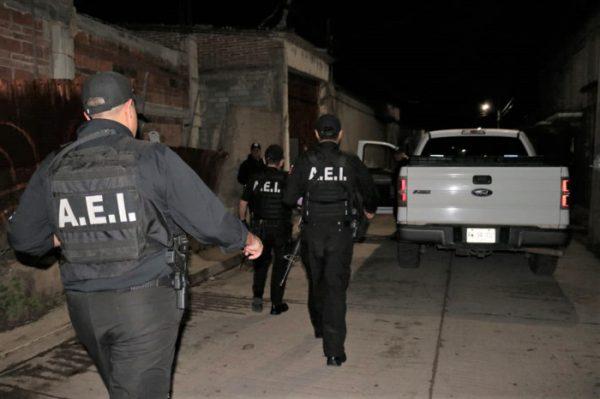 Fiscalía General desmantela  probable célula criminal que operaba en Valles Centrales