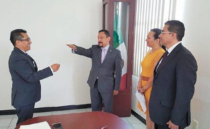 Cesan al titular de Tribunal de Justicia Administrativa de Oaxaca