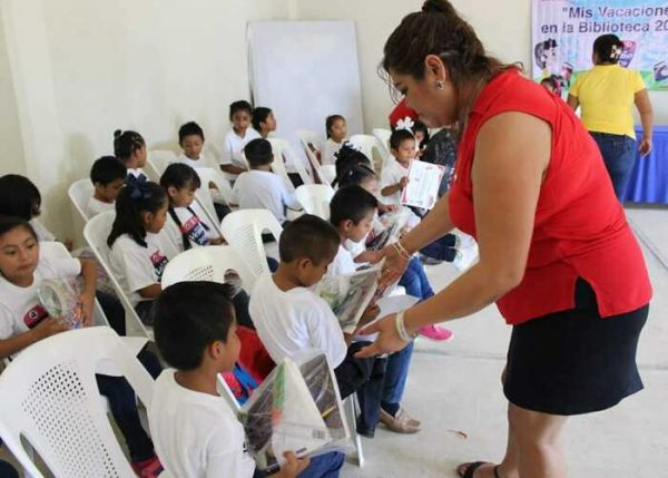 Clausura de los Cursos de Verano en la Casa de la Cultura de Chiltepec
