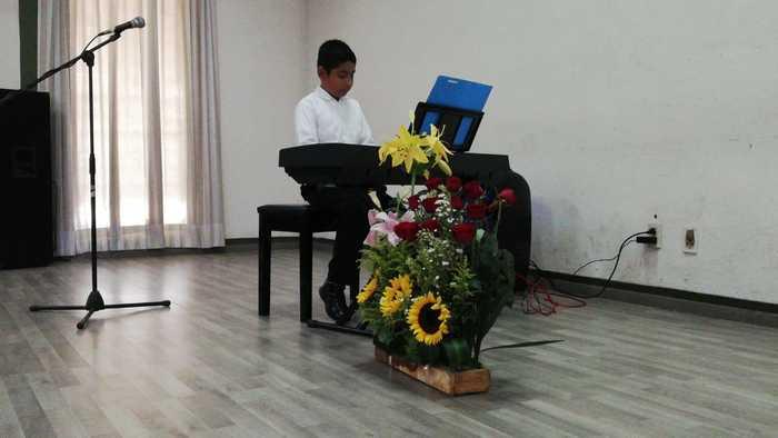 Clausuran curso de verano de piano en la Casa de la Cultura
